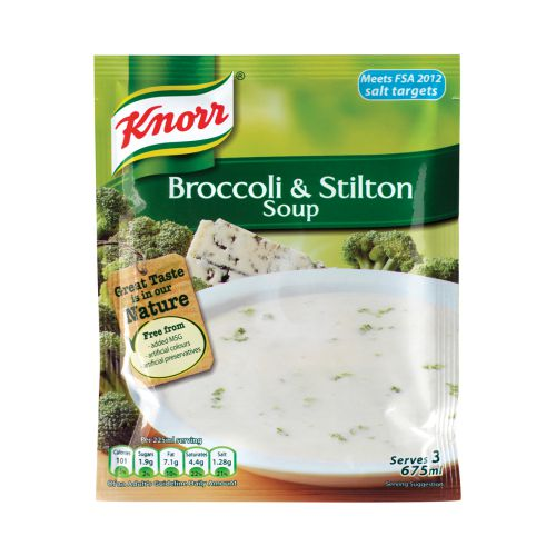 Knorr Broccoli & Stilton Soup