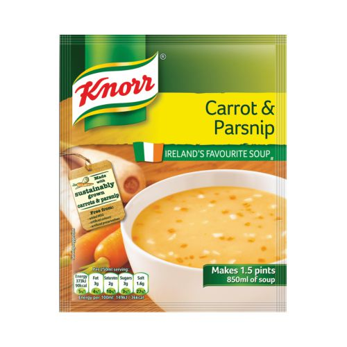 Knorr Carrot & Parsnip Soup