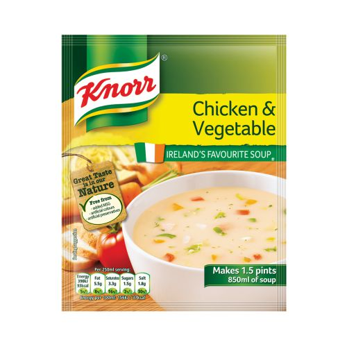 Knorr Chicken & Vegetable Soup