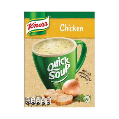 Knorr Chicken Quick Soup
