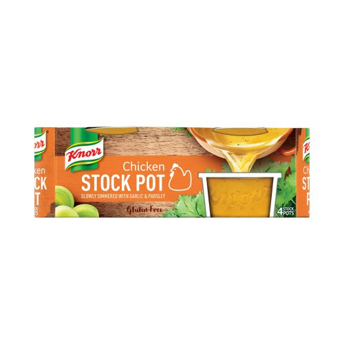 Knorr Chicken Stock Pots