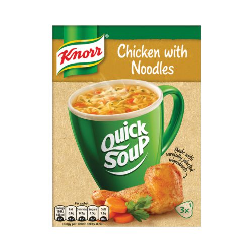 Knorr Chicken Noodle Quick Soup
