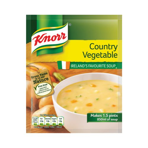 Knorr Country Vegetable Soup