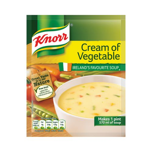 Knorr Cream of Vegetable Soup