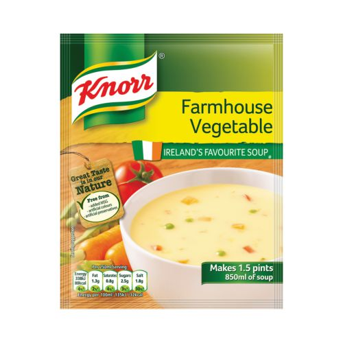Knorr Farmhouse Vegetable Soup