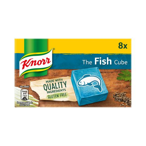 Knorr Fish Cubes
