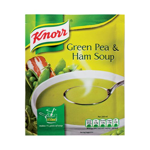 Knorr Green Pea & Ham Soup
