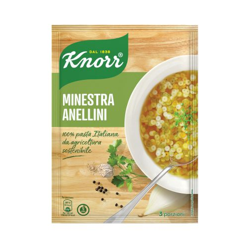 Knorr Minestra Anellini Soup
