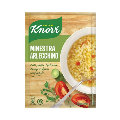 Knorr Minestra Arlecchino Soup