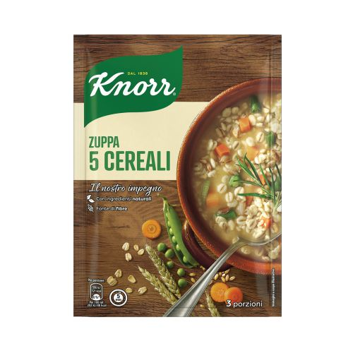 Knorr Soup Zuppa 5 Cereali